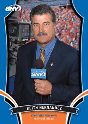 Keith Hernandez card