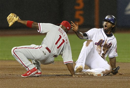 Jose Reyes,  Jimmy Rollins