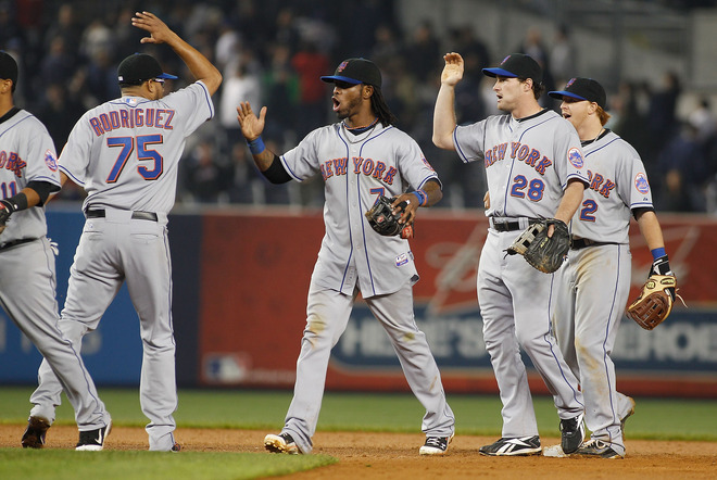 So Far, So Good, Mets Hit .500 Mark