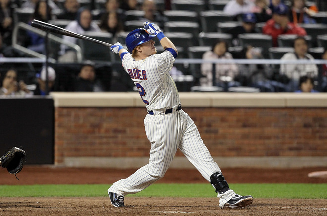 Justin Turner Comes Through Late, Mets Beat Dodgers 4-2