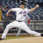 Mets And Niese Agree On 5-Year Extension Worth $25M