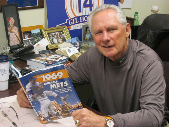Buddy Harrelson Reminisces About '69/'86 Teams