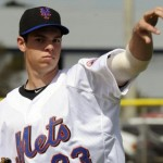 Steven Matz Makes Grapefruit League Debut