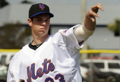 Matz hopes to return healthy sometime this season.