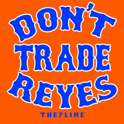 Today Is Don't Trade Jose Reyes Day!