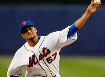 Alderson Not Expecting Much From Johan Santana in 2011