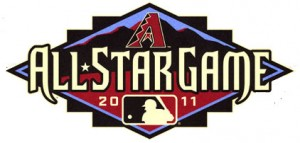 Arizona Diamondbacks - All Star Game 2011 - Logo