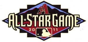 Arizona Diamondbacks - All Star Game 2011 - Logo