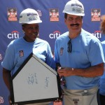 The Mets Alumni Association And Habitat For Humanity
