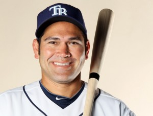 Johnny Damon Tampa Bay Rays