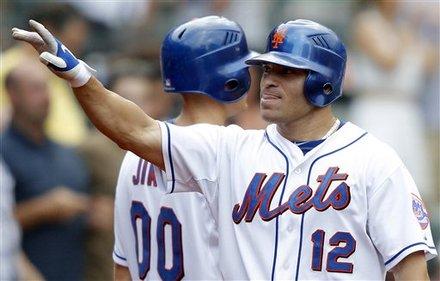 "Mets Had A Good ""Hair"" Day Last Night"