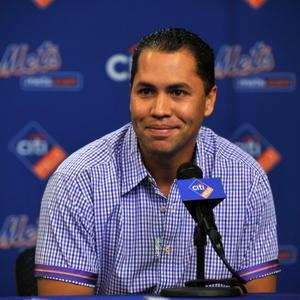 Carlos Beltran Citi Field Press Conference