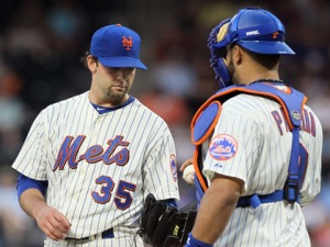 Post Game: Gee Runs Out Of Gas, Offense Takes Night Off, Mets Lose 6-0