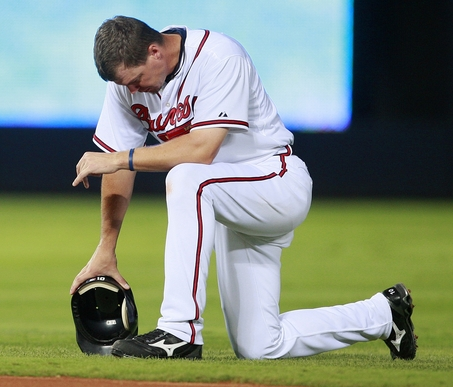 Braves Lose Chipper For 3-4 Weeks: Mets Big Bang Theory?