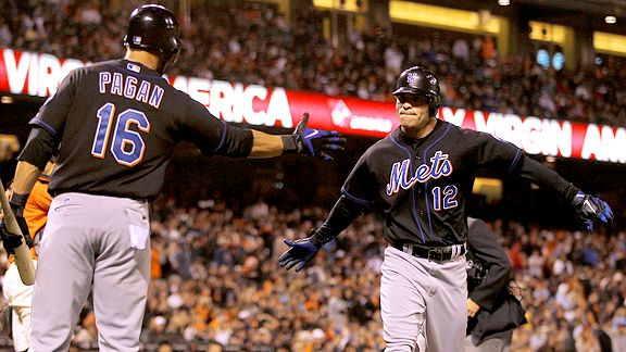 Dickey Gives It His All As Hairston's Clutch Homer Lifts Mets To 5-2 Win