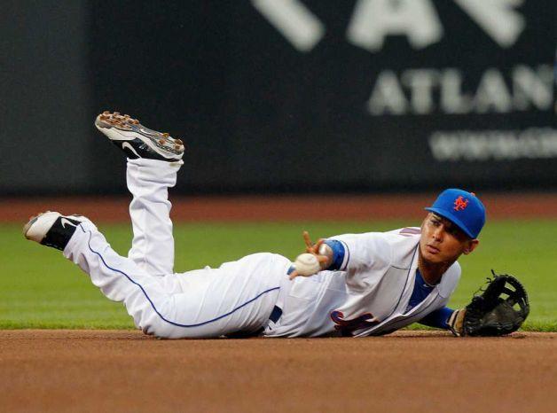 Ruben Tejada Continues To Be Erratic At Shortstop