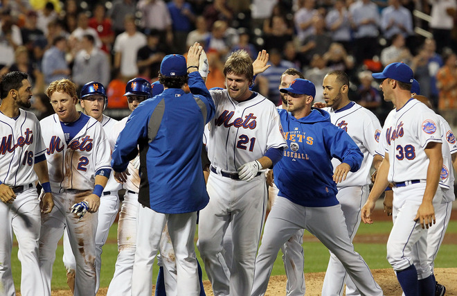 The Never Say Die Mets, and Other Feeble Thoughts