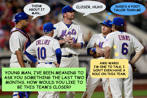 How The Pelfrey For Closer Conversation Went Down…