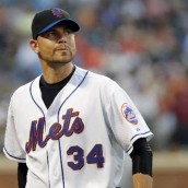Pelfrey Pitches Into Trouble, Bullpen Fails, Mets Lose 6-0