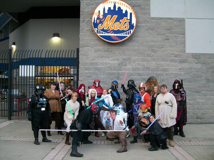 Mets To Host Star Wars Night This Monday At Citi Field