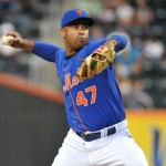 Mets Topple Marlins 7-5 As Batista Wins 100th Career Game