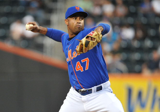 Mets Opening Day Bullpen Getting Clearer