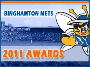2011 Minor League Awards: Binghamton Mets