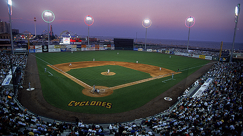 Brooklyn Cyclones Clinch Playoff Berth!