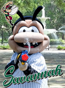 Rough Day For Sand Gnats, Drop Both Games Of Double-Header