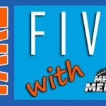 MMO Take Five With Daily Stache's Matt Falkenbury
