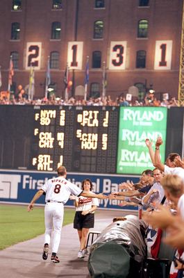 """A Look At """"Unbreakable"""" Records: Cal Ripken's 2,632 Consecutive Games Played."""