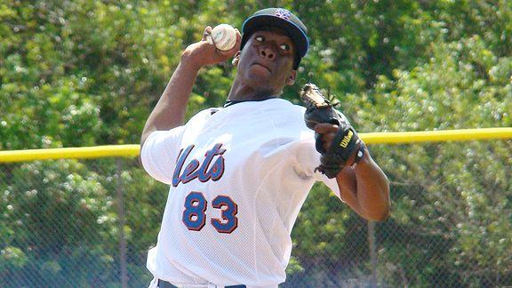 MMO Top 20 Mets Prospects – #18 Akeel Morris, RHP