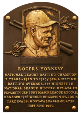 Introducing: The MLB Hall Of Fame Class Of 1942