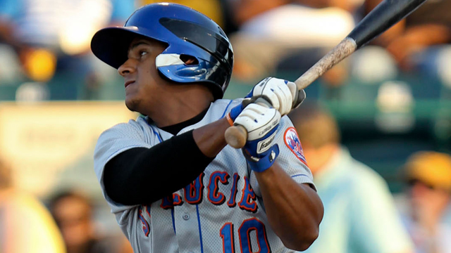 MMO Top 20 Mets Prospects – #15 Jefry Marte, 3B
