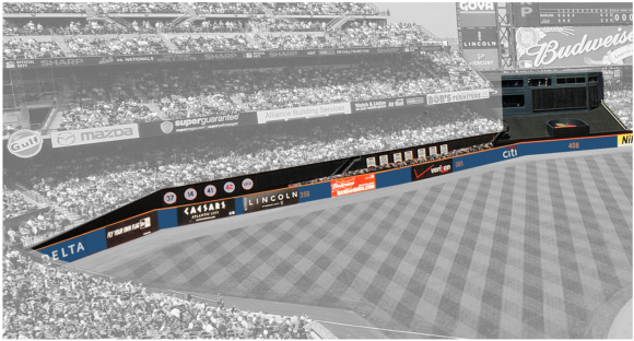 Pictures Of New Citi Field Dimensions and Blue Wall – Awesome!
