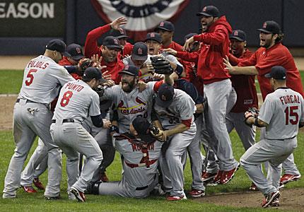 MLB Diamond Notes: October 31st, 2011