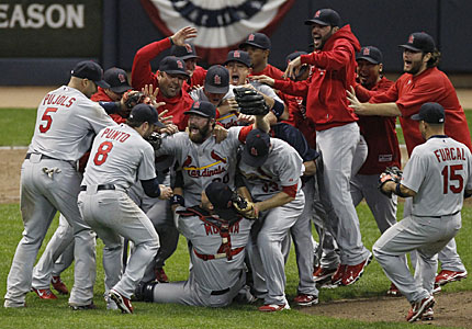 MLB Diamond Notes: October 31st, 2011