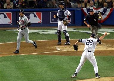 roger clemens mike piazza