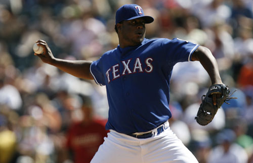 Reliever Frank Francisco Signs Two-Year, $12M Deal With Mets