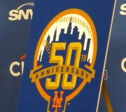 Mets Announce Plans For 50th Anniversary Season