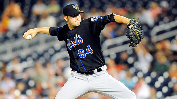 MMO Exclusive Interview: NY Mets Josh Stinson RHP