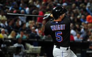 David Wright is the Mets top fantasy target this spring, but will Davis close the gap between the two?