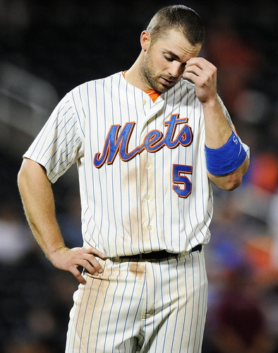 david wright contemplating