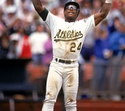 "A Look At ""Unbreakable"" Records: Rickey Henderson's 1,406 Career Stolen Bases."