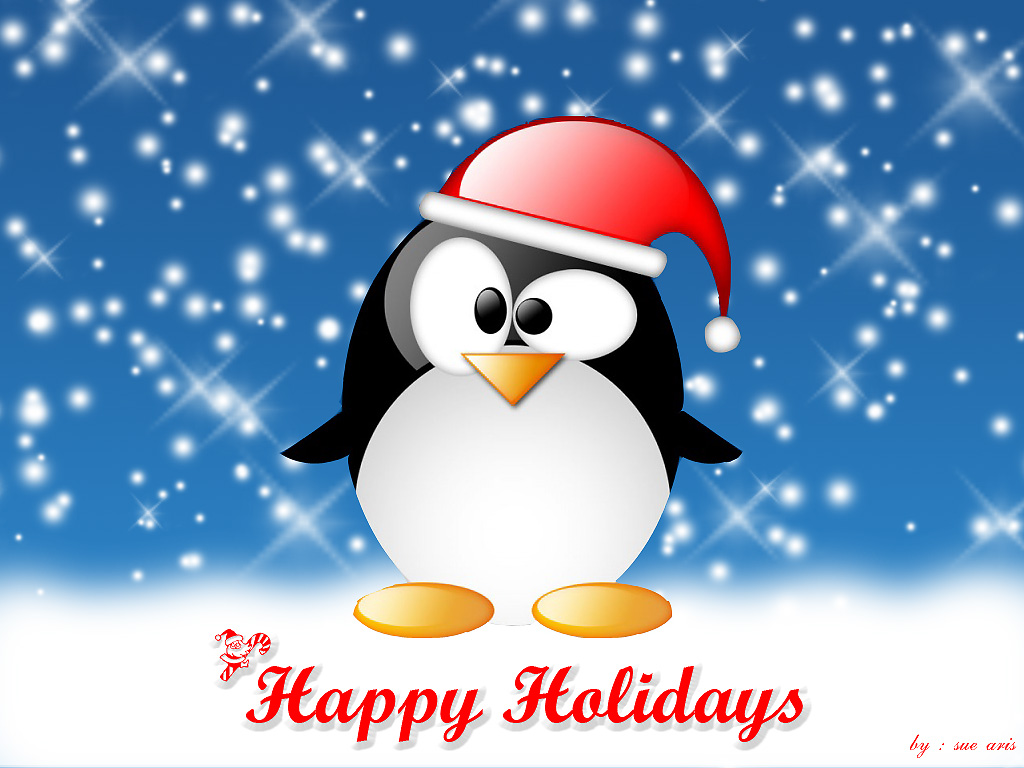 A Special Holiday Message…