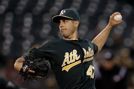 Heyman Confirms A's Want Huge Haul For Gio Gonzalez