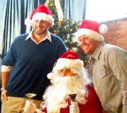 Mets Host Annual Kids' Holiday Party (With Video)