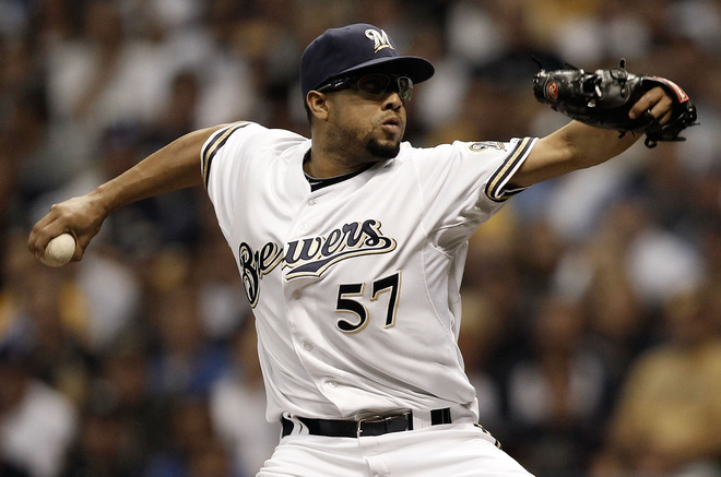 K-Rod Stuns Brewers, Accepts Arbitration