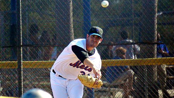 MMO Mets Top 20 Prospects – #3 Matt Harvey, RHP
