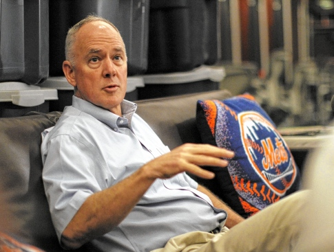 Alderson Speaks Out About Mets Financials, 2012, Wright, More…